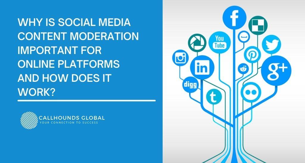Social Media Content Moderation